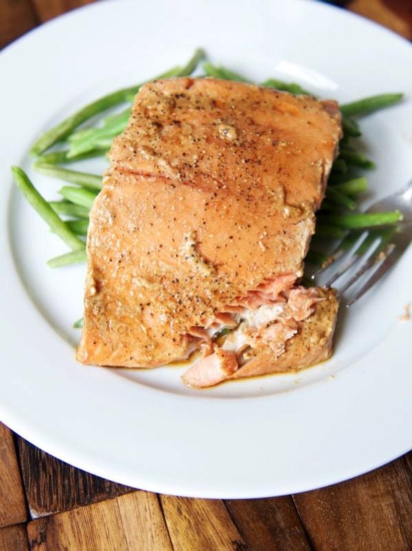 Honey Soy Salmon