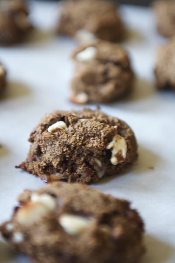 Ooey Gooey Avocado Cookies