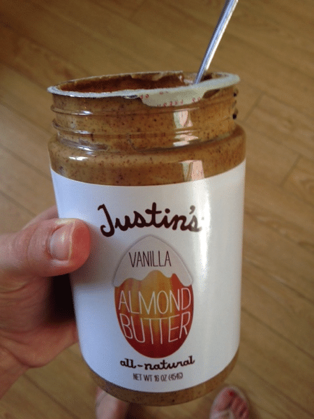 Justin S Vanilla Almond Butter Whole Foods