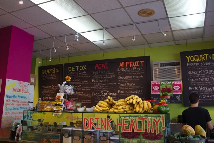 Crush Juice Bar