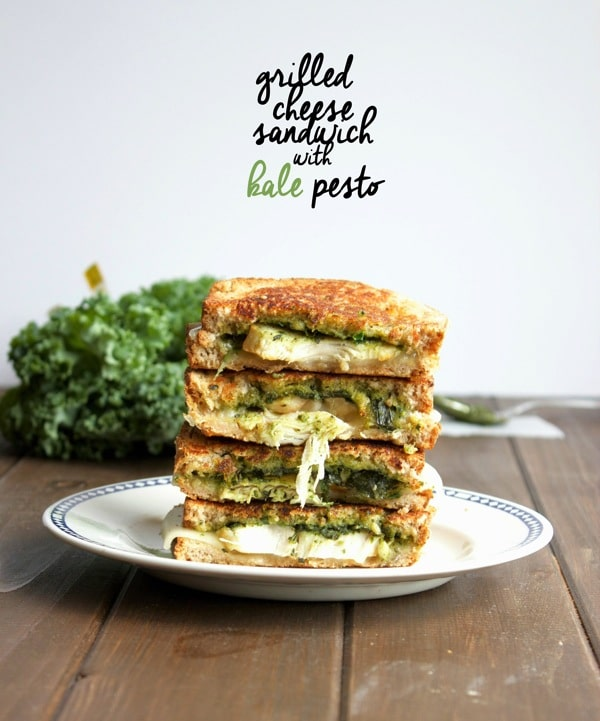 Pesto Grilled Cheese712