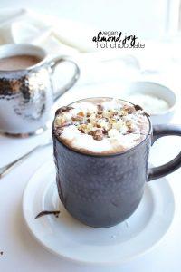 Is Vanilla Almond Milk Good In Hot Chocolate