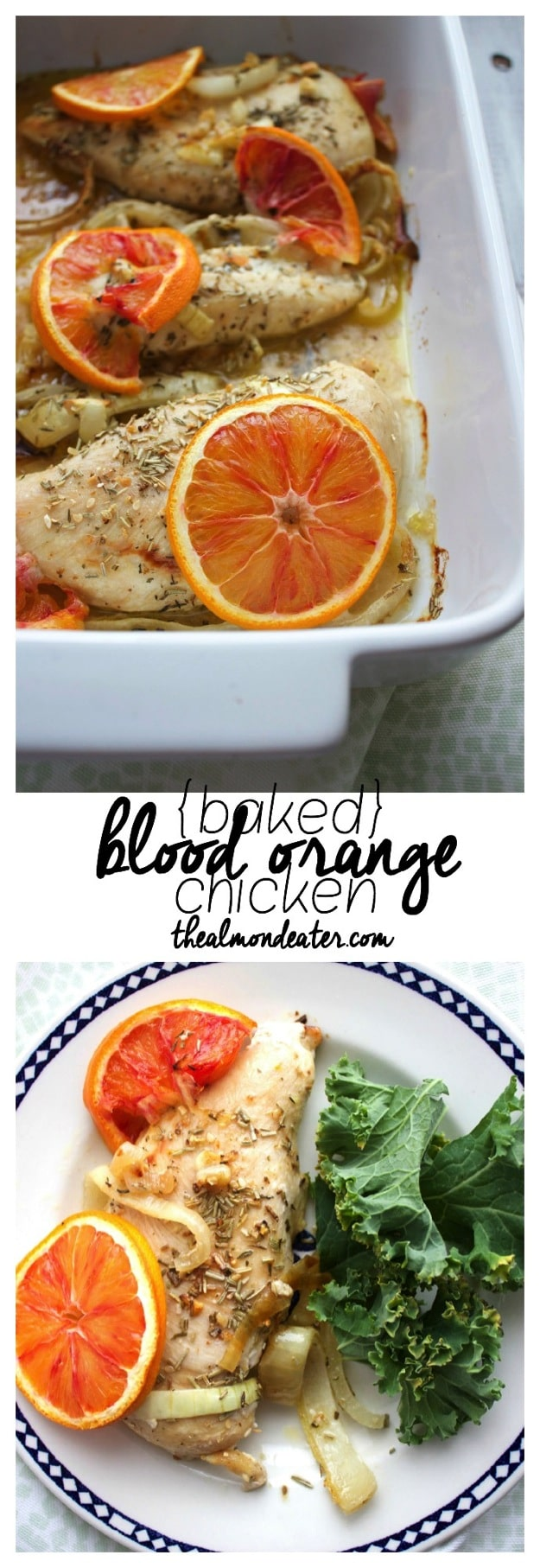 Baked Blood Orange Chicken 123