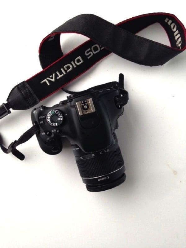 Canon Rebel T31