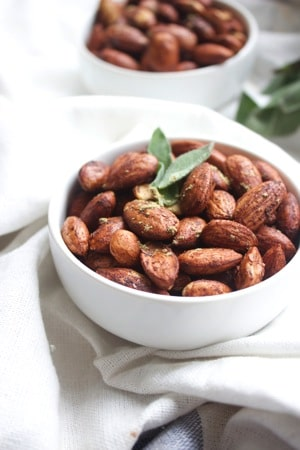 Cinnamon  Sage Almonds 7