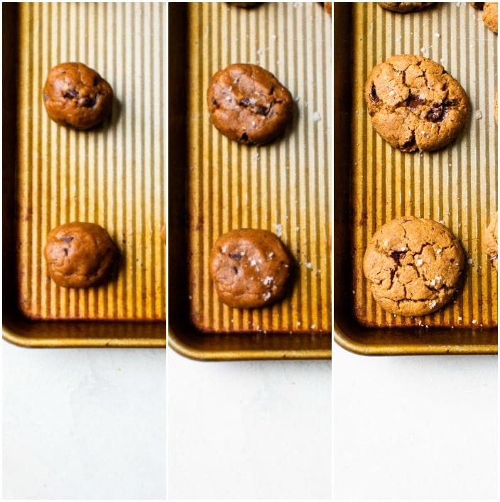 how to make flourless cookies