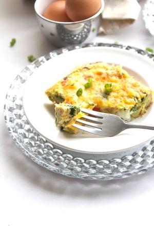 Veggie Egg Bake 9