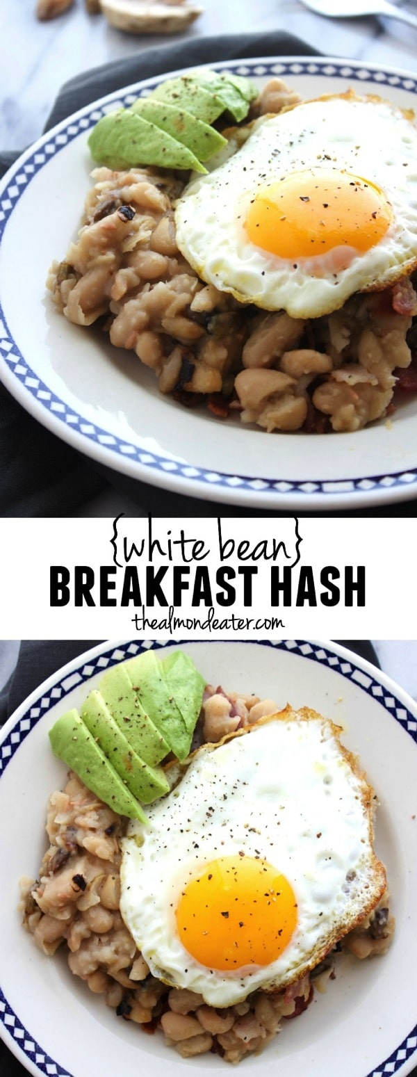 White Bean Breakfast Hash 123