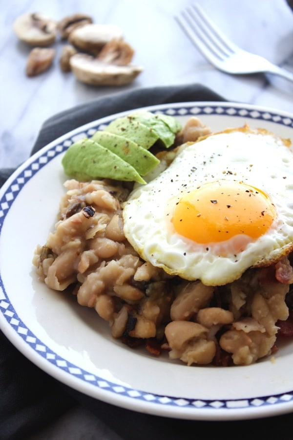 White Bean Breakfast Hash 3