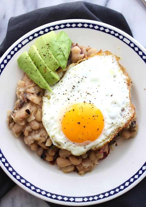 White Bean Breakfast Hash 4