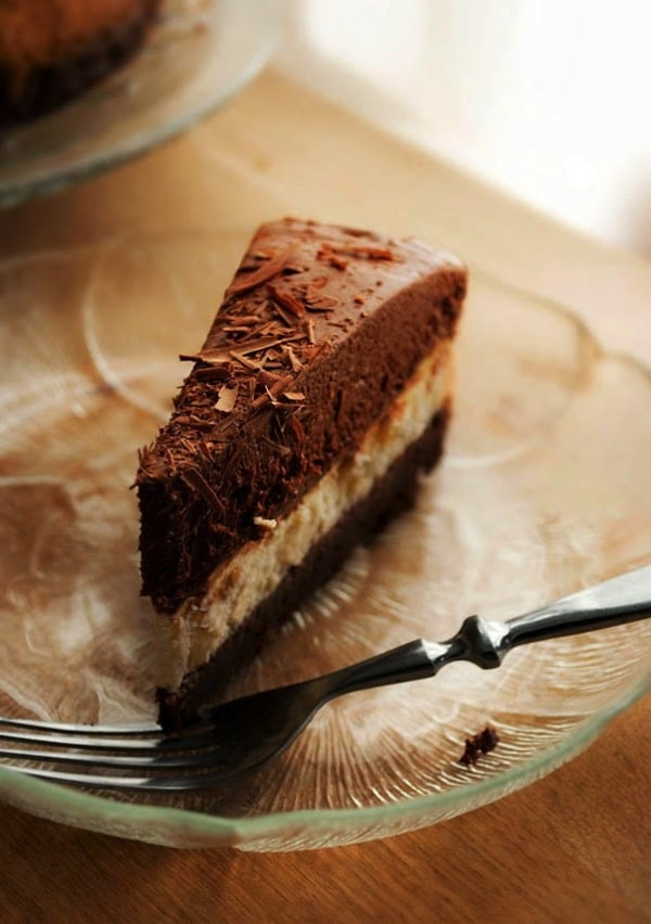 Rownie Chocolate Mousse CheesecakeNB