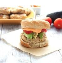 Skinny Tuna Burgers 312