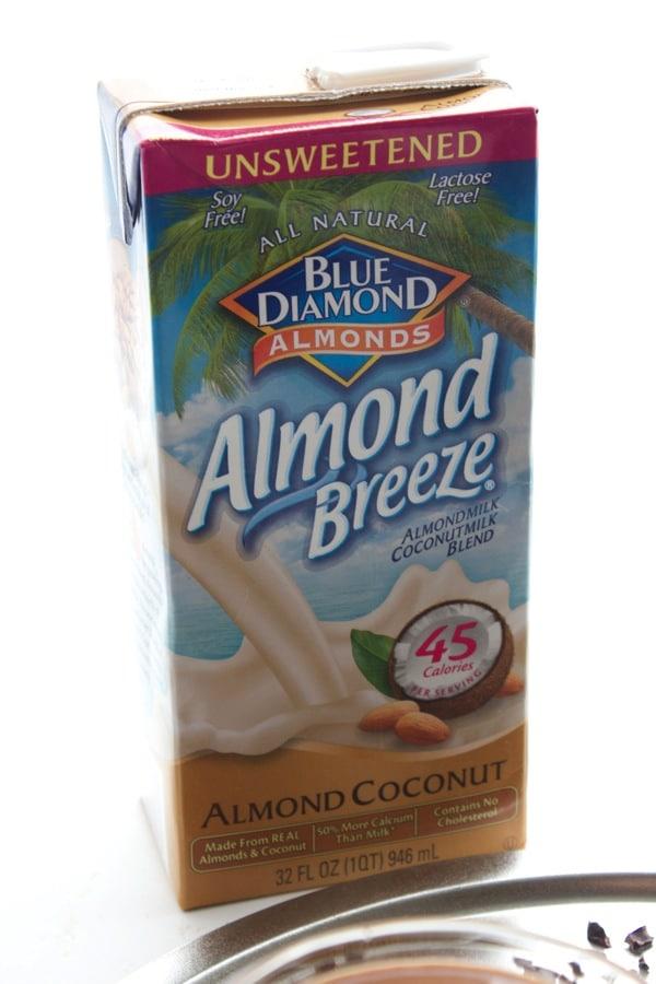 Almond Mocha Smoothie 2