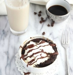 Paleo Mocha Mug Cake 31