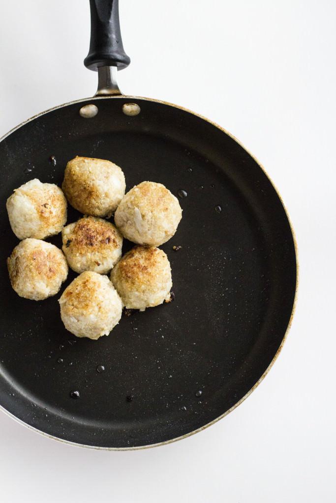 Vegan Cauliflower Quinoa Meatballs 24