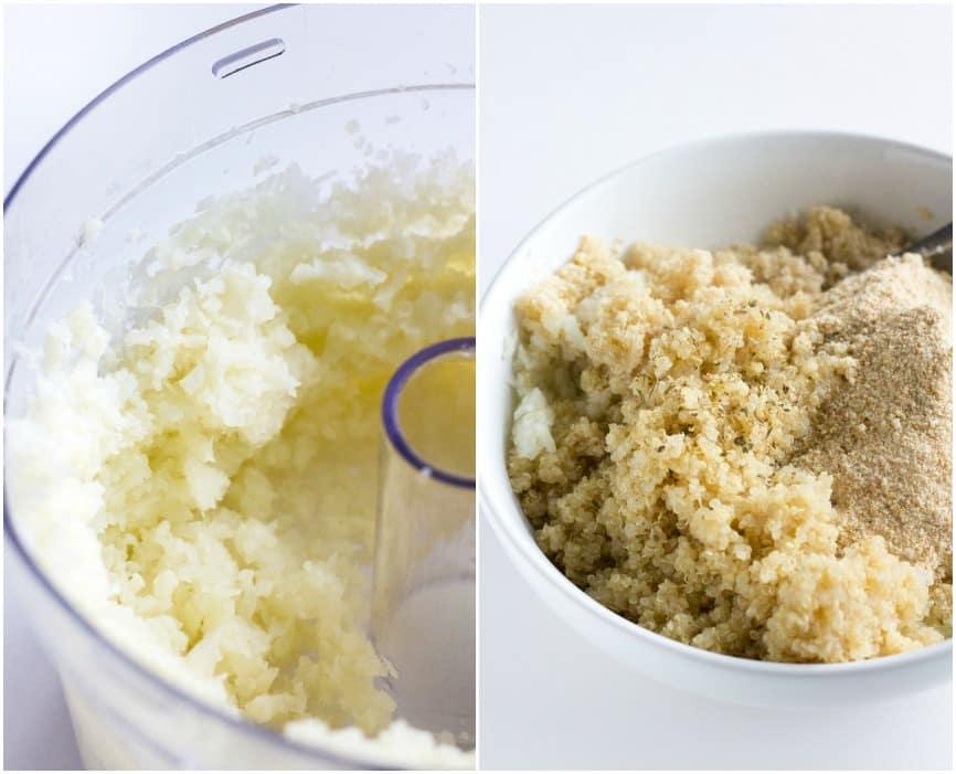 Vegan Cauliflower Quinoa Meatballs 26