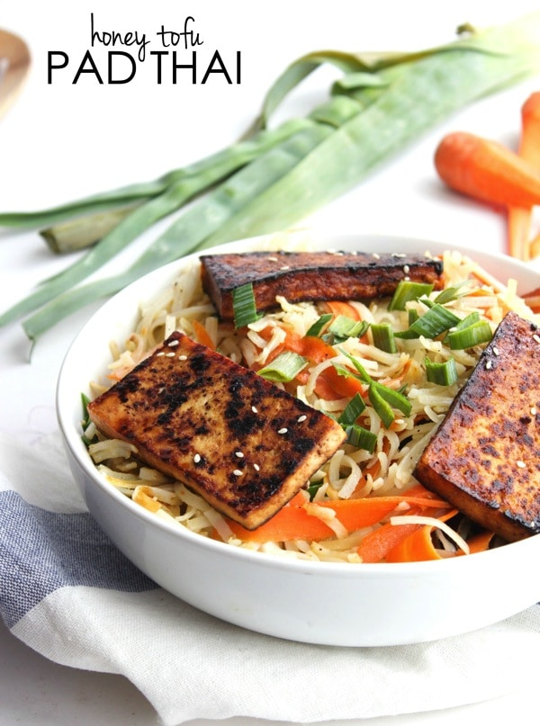 Honey Tofu Pad Thai 211
