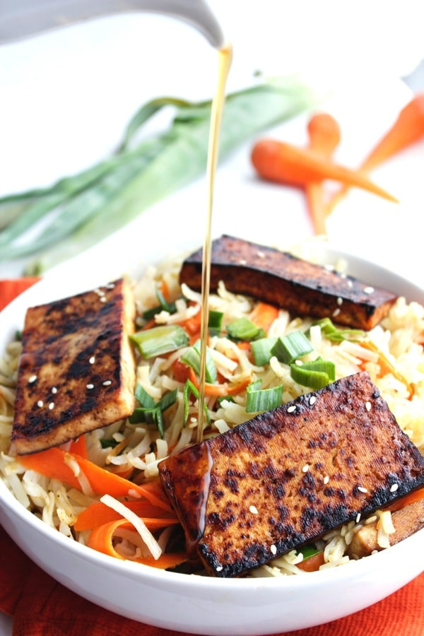 Honey Tofu Pad Thai 5