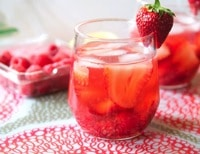 Simple Berry Sangria 1