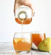 Spiced Pear Cocktail 2