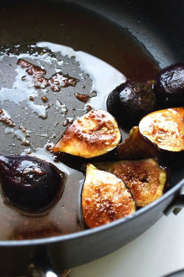 Walnut and Caramelized Fig Pancakes 7
