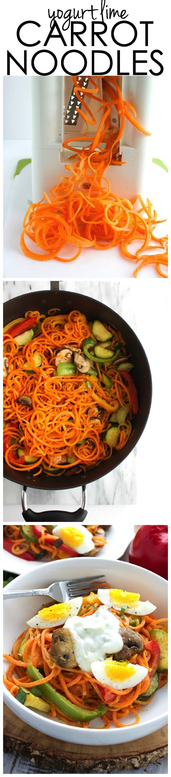 Yogurt Lime Carrot Noodles 123