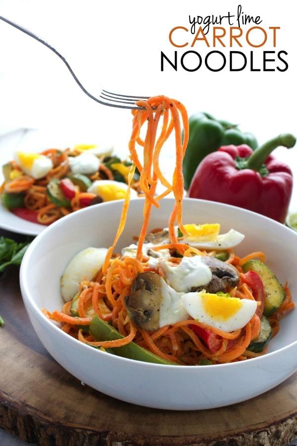 Yogurt Lime Carrot Noodles 71