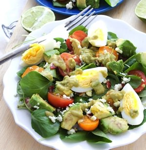 BLT Watercress Salad 13