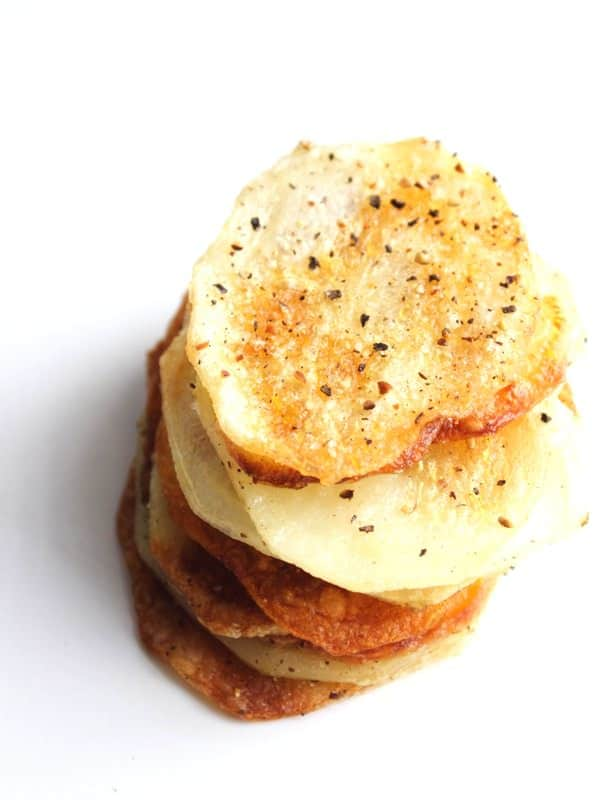 Homemade Salt Pepper Chips 5