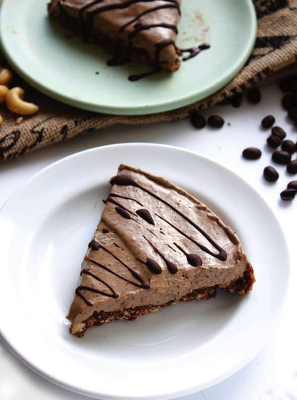 Raw Vegan Espresso Pie 6