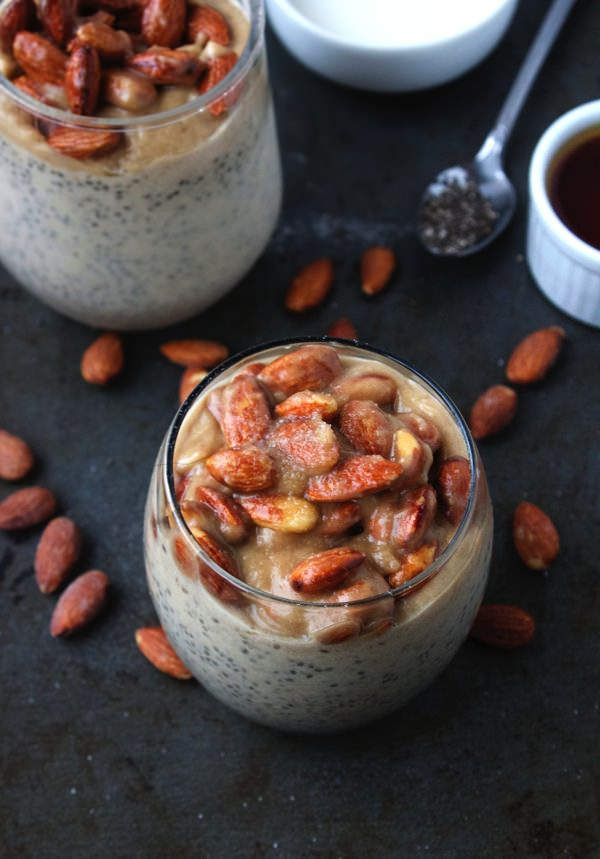 Salted Caramel Chia Pudding 8 copy