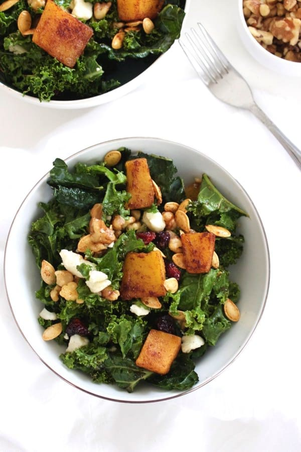 Fall Pumpkin Salad 6
