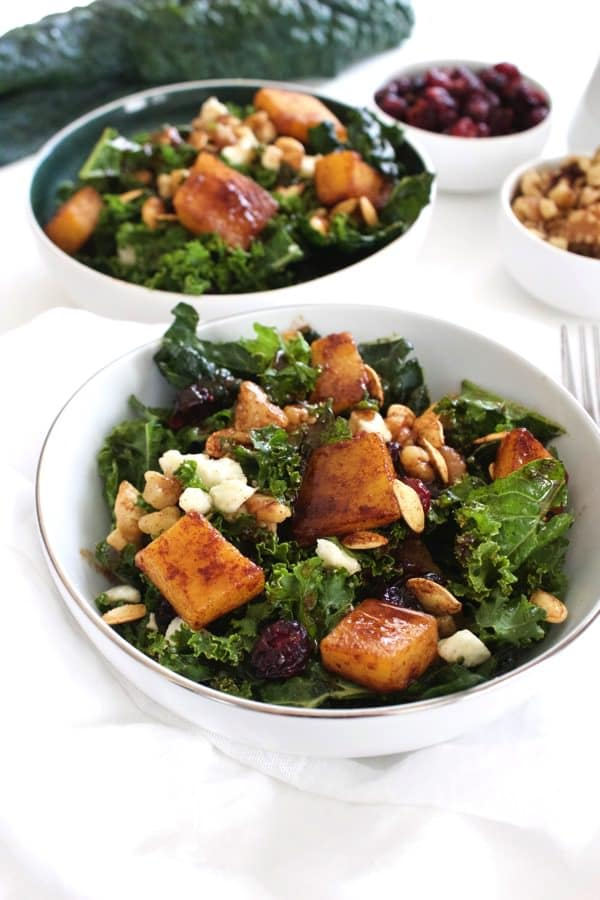Fall Pumpkin Salad 7
