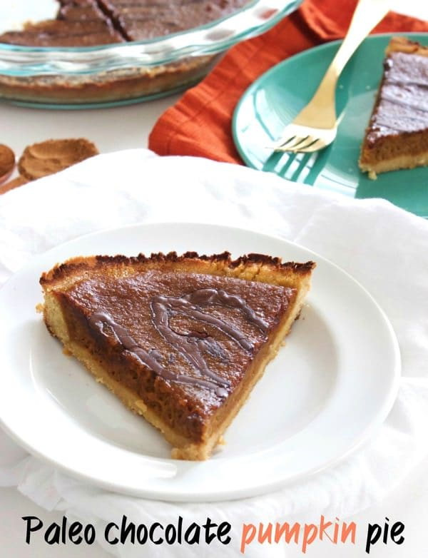 Paleo Chocolate Pumpkin Pie 51