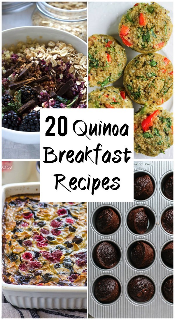 20 Quinoa Breakfast Recipes