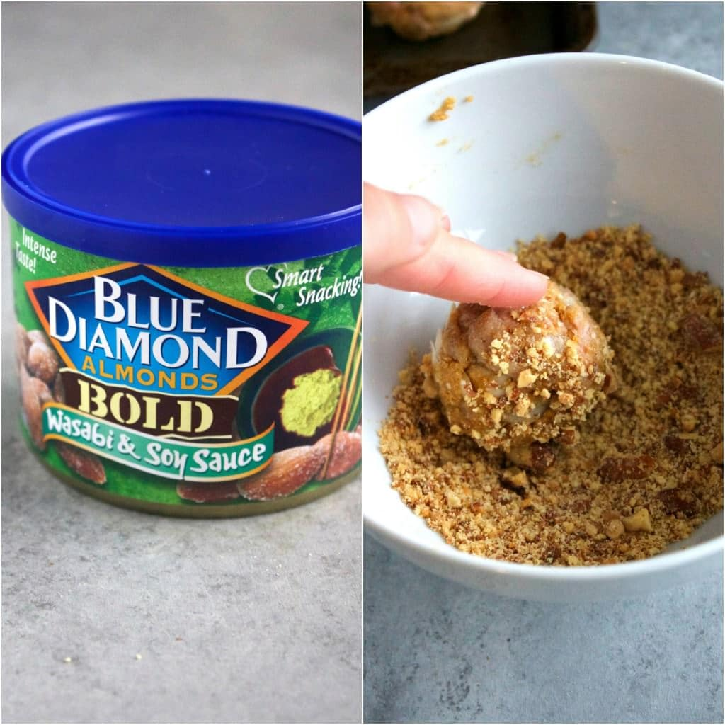 Soy Sauce Almond Crusted Almonds 20
