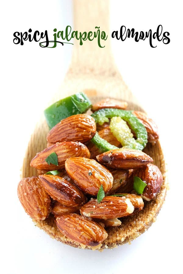 Spicy Jalepeño Almonds 312