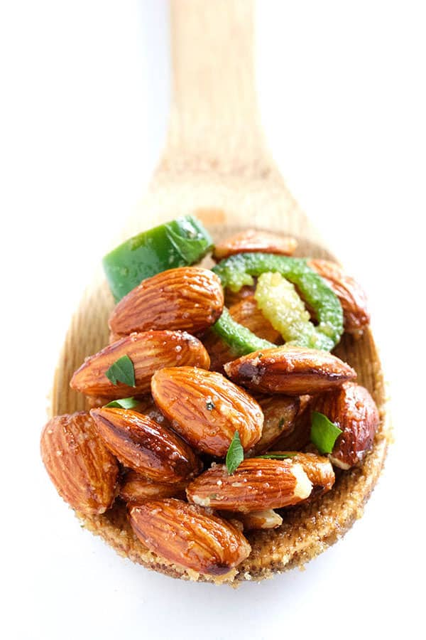 Spicy Jalepeño Almonds 3