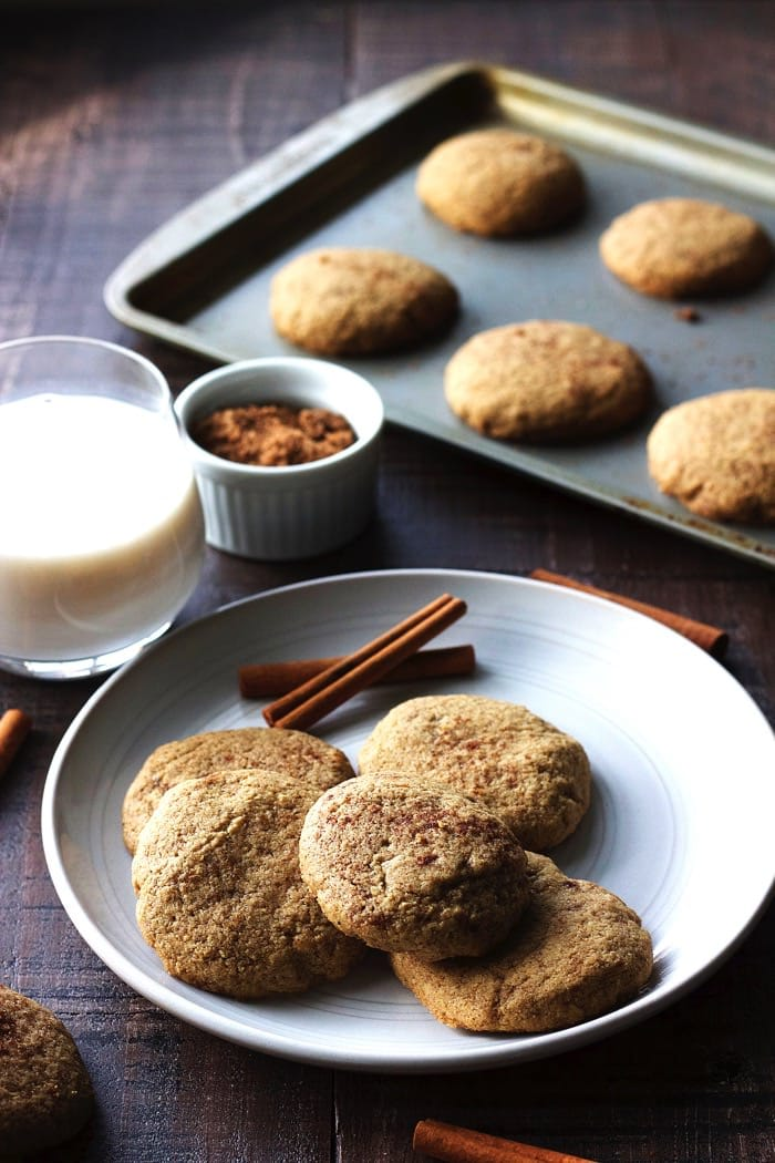Gluten Free Chai Spice Cookies 2