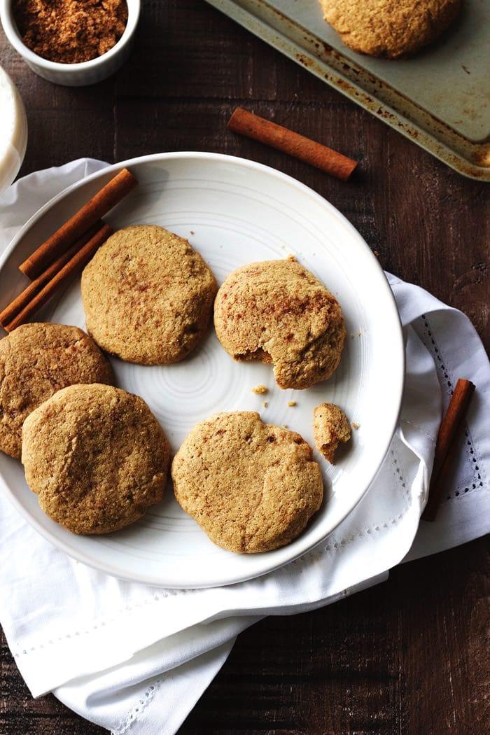 Gluten Free Chai Spice Cookies 6