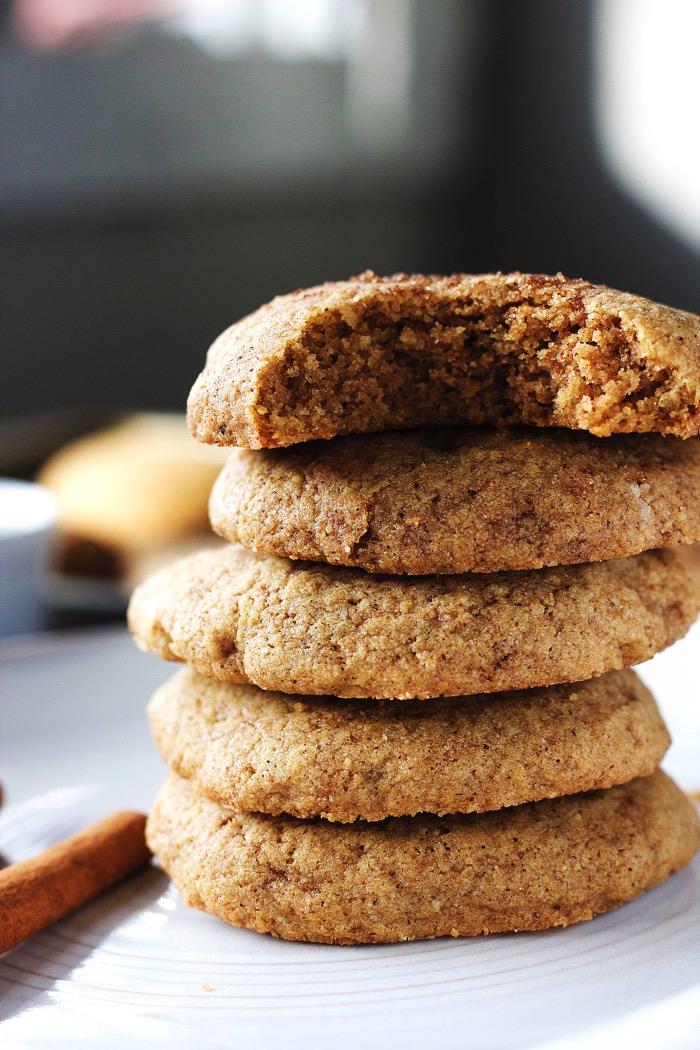 Gluten Free Chai Spice Cookies 8