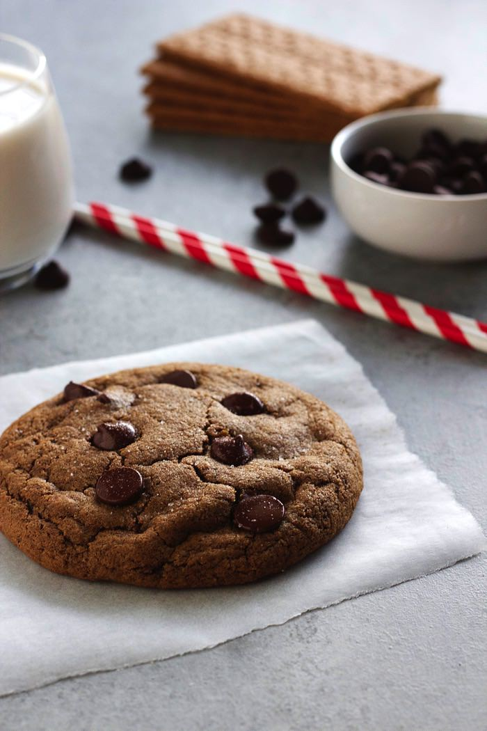 Single Serve Gingerbread Cookie