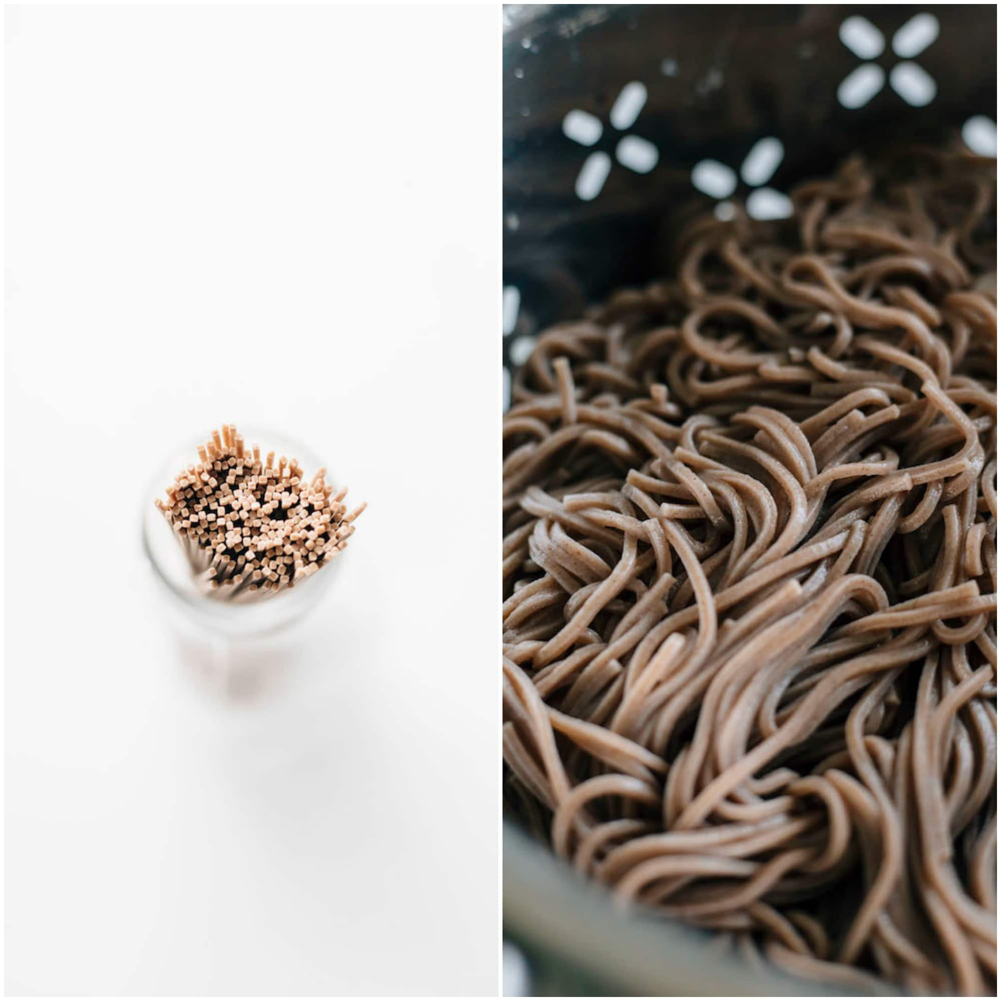 Tahini and Sesame Soba Noodles 123