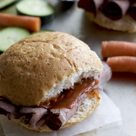 Cold BBQ Beef Sandwiches 8 copy