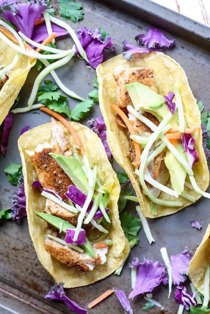 Easy mahi mahi tacos 5