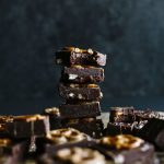 Chocolate Peanut Butter Pretzel Fudge | A simple fudge recipe that combines the 3 best flavors: chocolate, peanut butter and PRETZEL! | thealmondeater.com