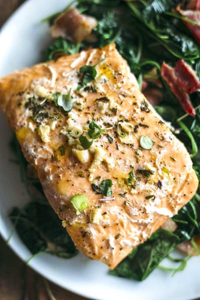 whole30 baked salmon