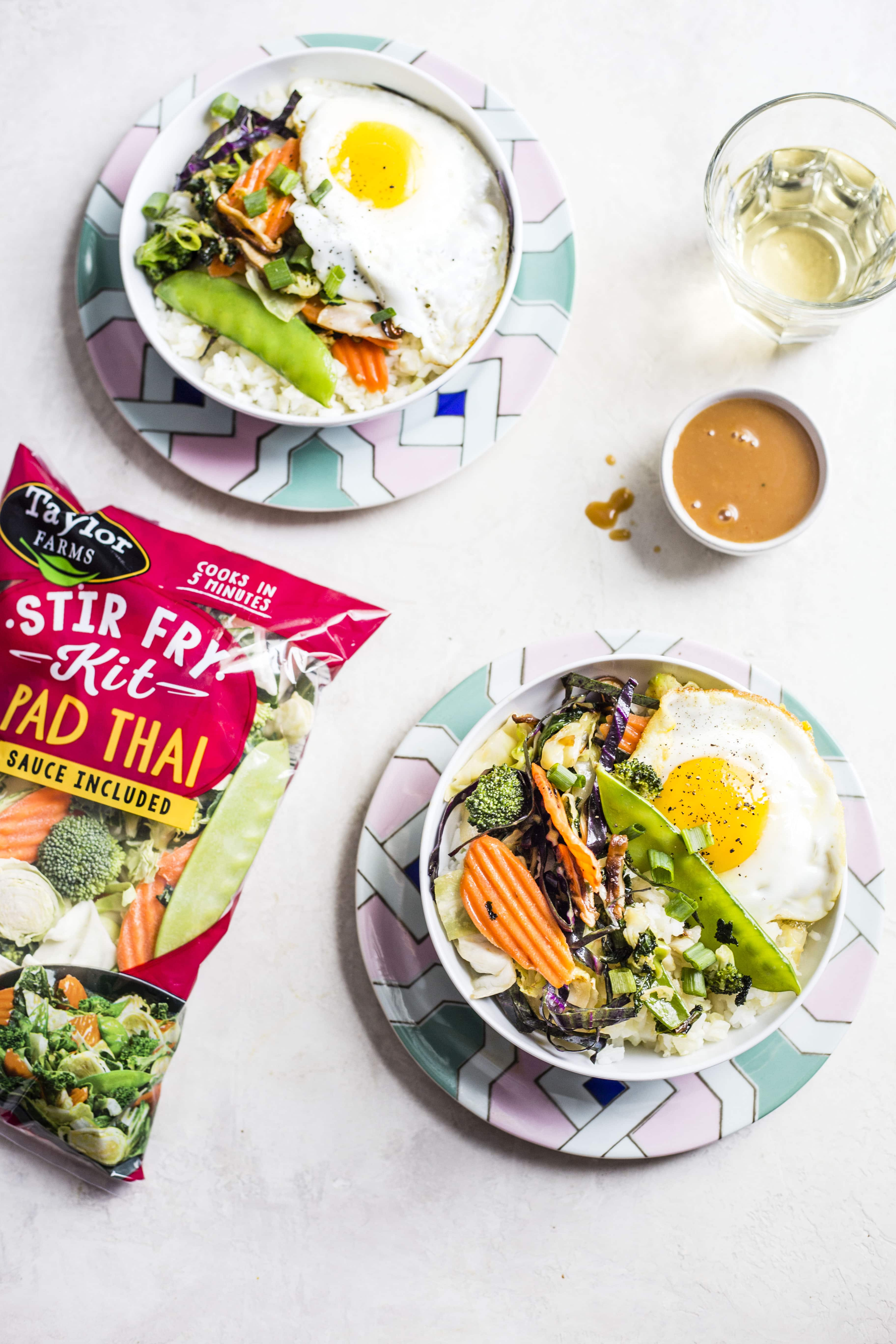 Gluten Free Pad Thai | thealmondeater.com
