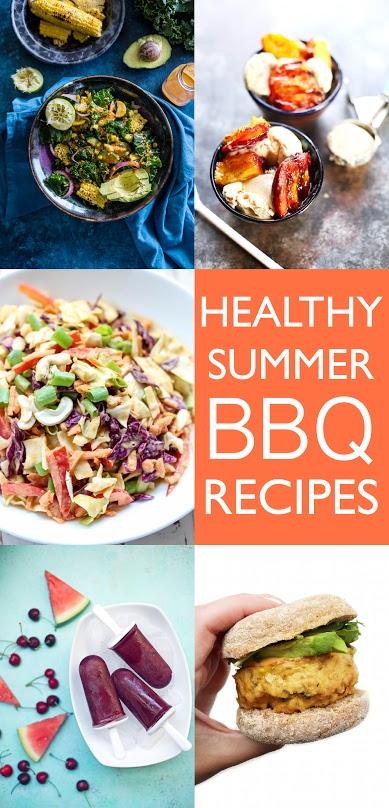 Healthy Summer BBQ Recipes