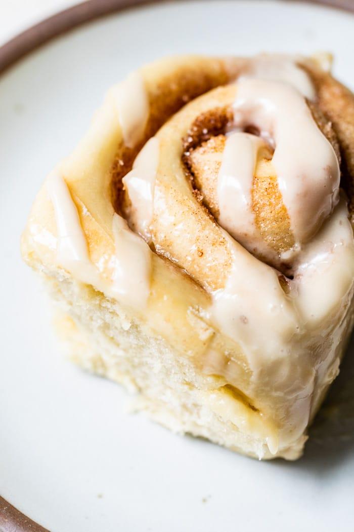fluffy cinnamon rolls